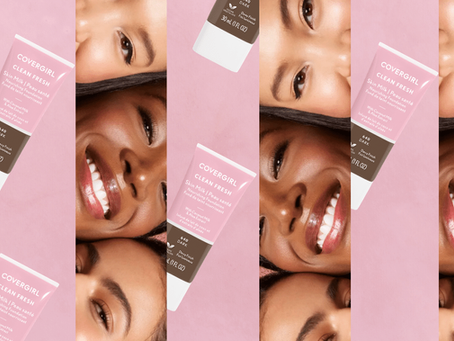 CoverGirl has vegan makeup, and it's very wearable.