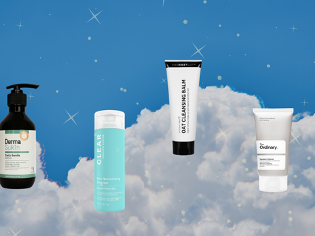 Rinse and repeat with these 4 dreamy cleansers under $21.