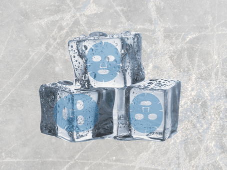 Ice, ice baby. (What it can and can't do for your skin).