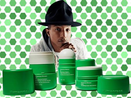 What's next for Pharrell's skincare line?