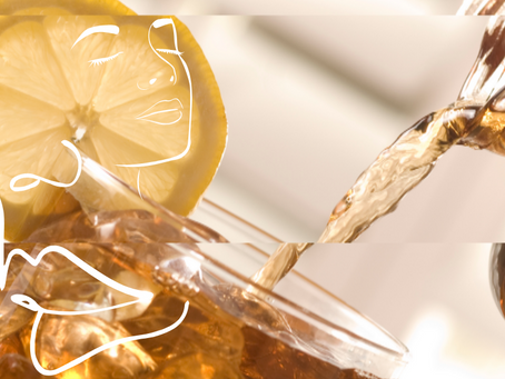 Can you brew your way to clear skin? We try the raved-about herbal tea.