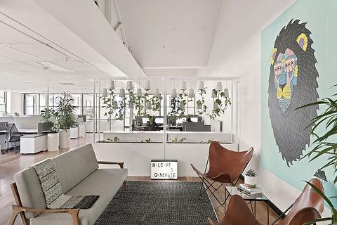 Generate Surry Hills Office, Sydney