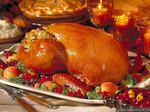 Individually Gift boxed Turkey