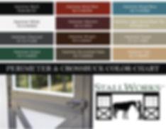 StallWorks Powder Coat Options - Website