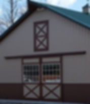 Barn Loft Doors