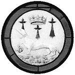 logo la blanche hermine langeais