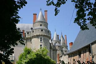maison des 3 rois et château langeais