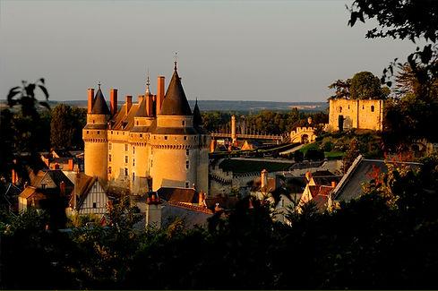 Donjon-château-pont-de-Langeais-crêperie-resto-restaurant-touraine