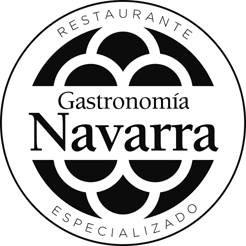 "Restaurants ""specializing"" in cuisine of Navarra"