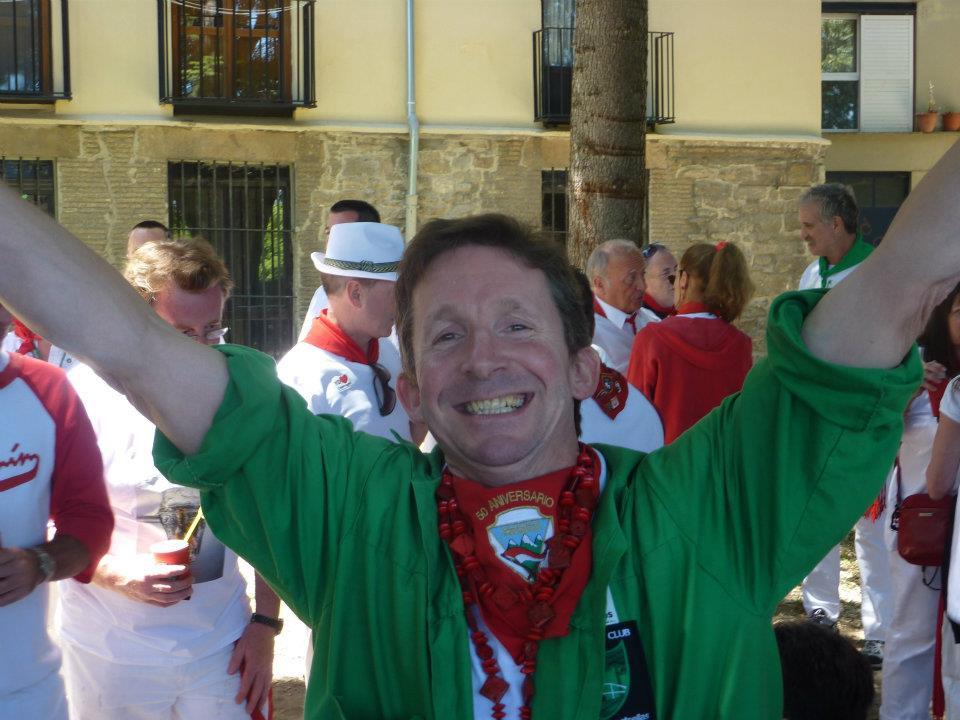 Tim Pinks in Fiesta Victory