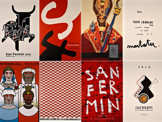Pamplona Poster Competition Opens