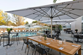 Terrasse restaurant Le Servan