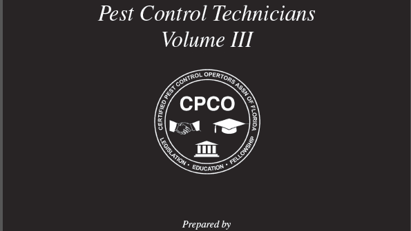 Step-by-Step Training Meetings for Pest Control Technicians, Volume 3