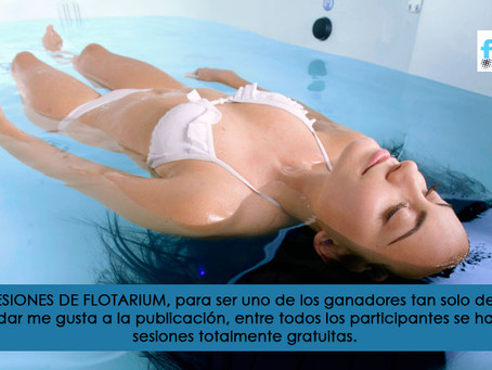 Flotarium: la necesidad de relajarse