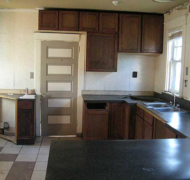 BEFORE:  19 Maple Ave Kitchen