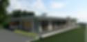 Проект видового дома на обрыве