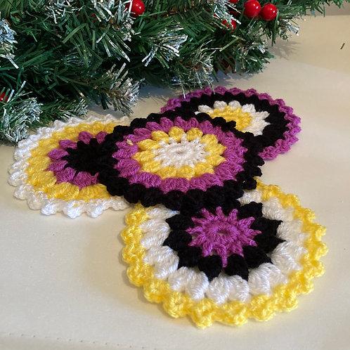 Coasters - Non Binary Colours