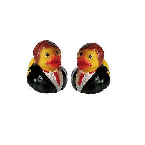 Rubber Ducks Grooms