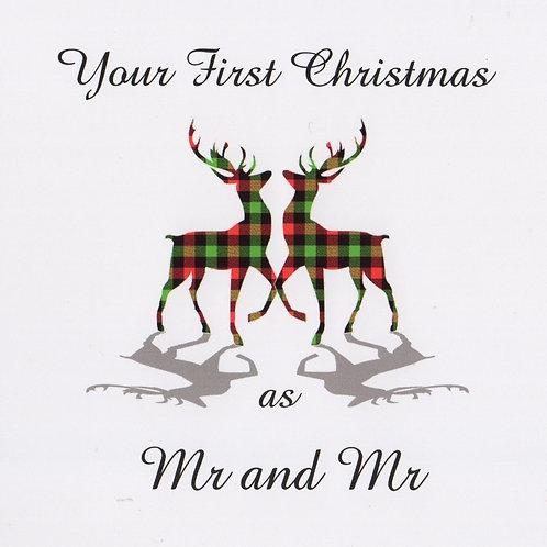 LGBTQ Christmas Card