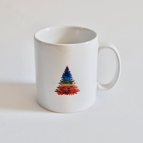 Mug - Christmas Tree