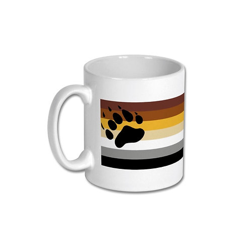Mug - Bear Badge