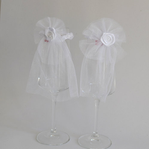 Champagne Bride Covers