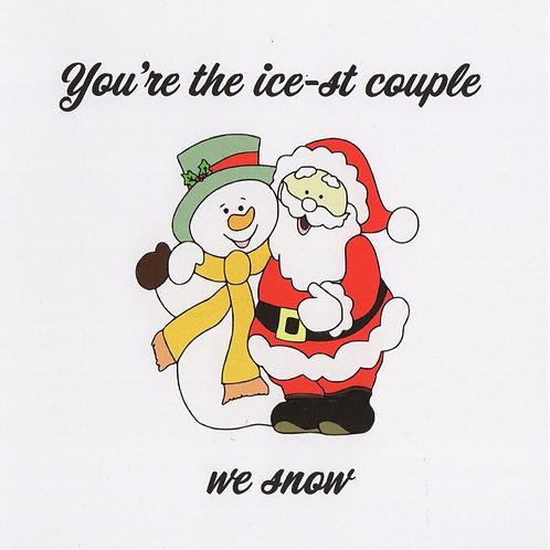 Christmas Card LGBTQ Plus
