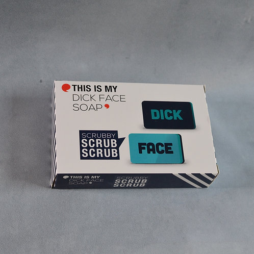Dick / Face Soap