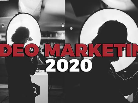 4 Gründe weshalb Video Marketing für Unternehmen im Jahr 2020 so wichtig ist