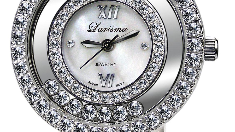 Larisma 925 Sterling Silver Watch 16299
