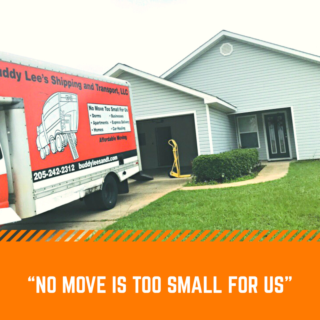Affordable Moving Company In Tuscaloosa