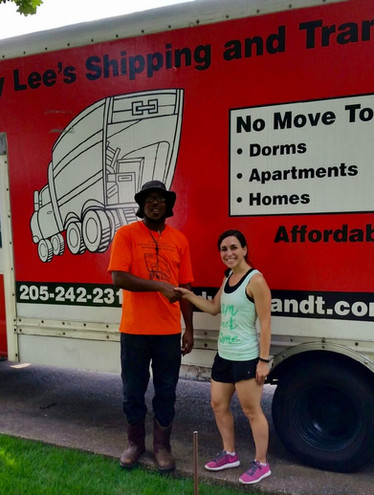 Movers in Meridian