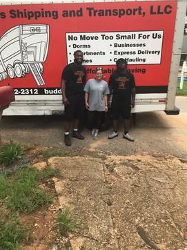 Movers in Birmingham