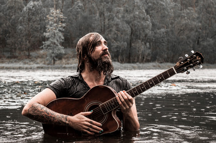 Daryl James lake shoot