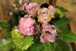 Bouquet rond.