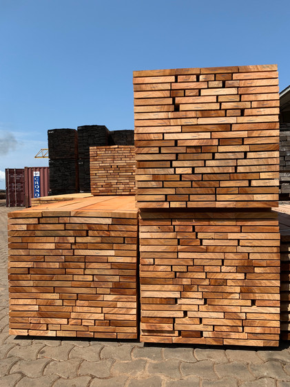 TALI sawn timber