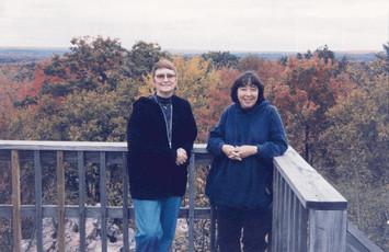 Split Rock1 Joan & MaryAnn.JPG
