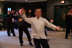 107 Master Ting leading Turn Heaven & Ea