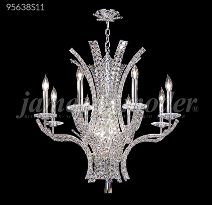 Crystal Chandelier 95638S11