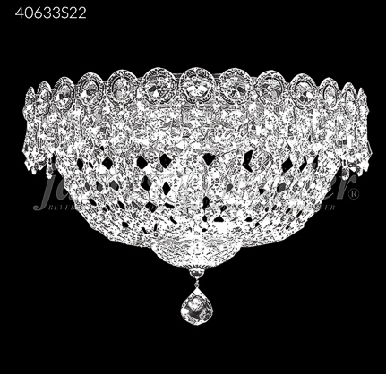 Crystal Chandelier 40633S22