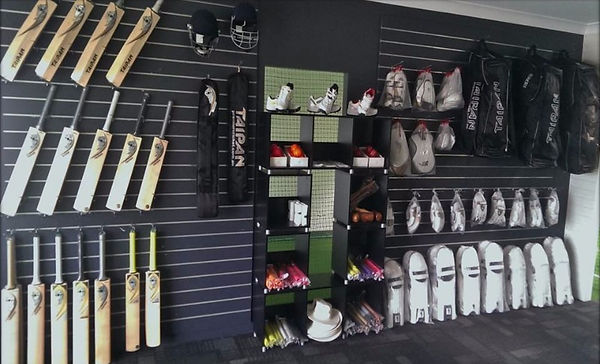 Premier Cricket in Brisbane sells cricket gear and equipment