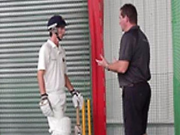 Professional cricket batting coach Brisbane