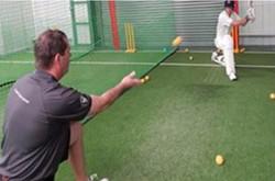 Private cricket batting coach