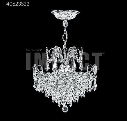 Crystal Chandelier 40623S22