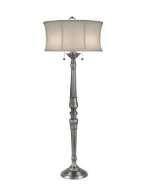 Floor Lamp FL-6720-6719-PW