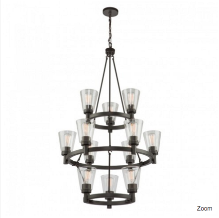 AC10762OB Chandelier