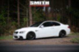 BMW E92 M3 Alpinweiß