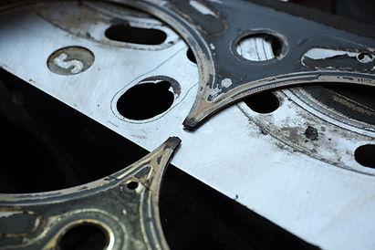 Stegbruch, S54, Zylinderkopfdichtung, Headgasket, BMW E46 M3