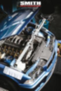 BMW E36 M3 S50B32, blue, workshop, Werkstatt, Vanos