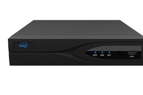 H.264/H.265 TCP/IP NVR 4K
